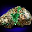 Bright Green Annabergite Pocket