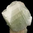 Large Green Apophyllite on Stilbite