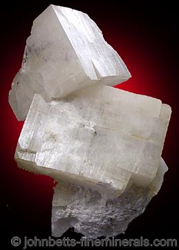 Apophyllite Crystal Stack
