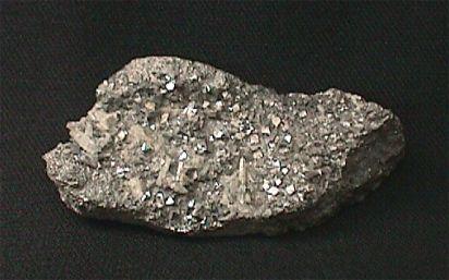 Arsenopyrite with Quartz