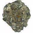 Arsenpyrite Crystal Cluster