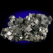 Sharp Arsenopyrite Crystal Cluster