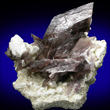 Pointed Axinite Crystal