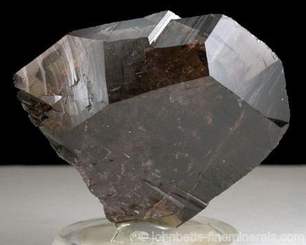 Bladed Axinite Crystal