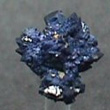 Azurite Crystal Flower
