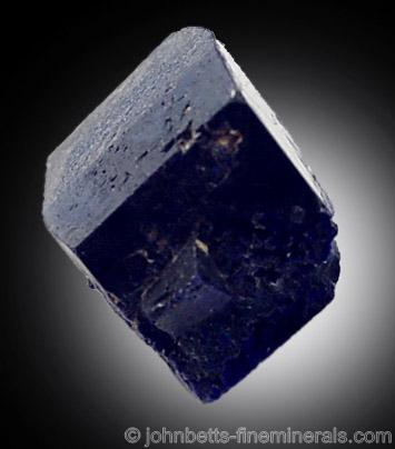 Classic Azurite Crystal