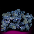 Azurite Spherical Aggregates