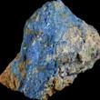 Azurite Crust