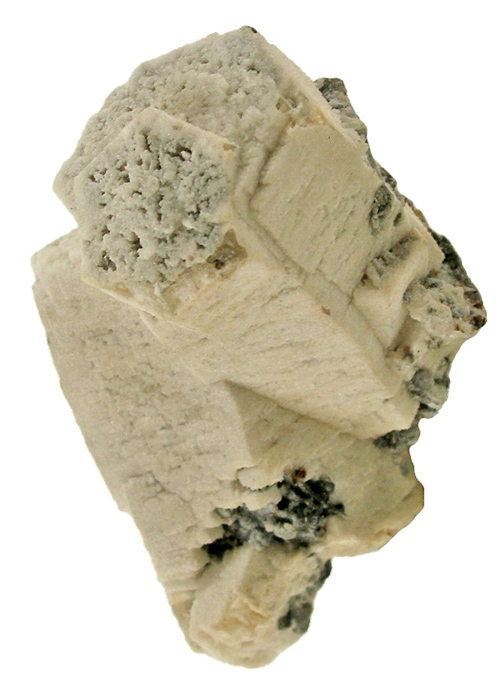 Barite Pseudomorphs after Witherite from Nentsberry Mine, Alston, Cumbria, England