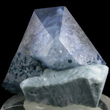 Triangular Benitoite Crystal