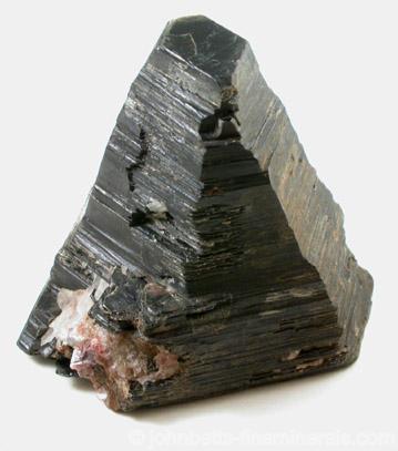 Pyramid-shaped Biotite