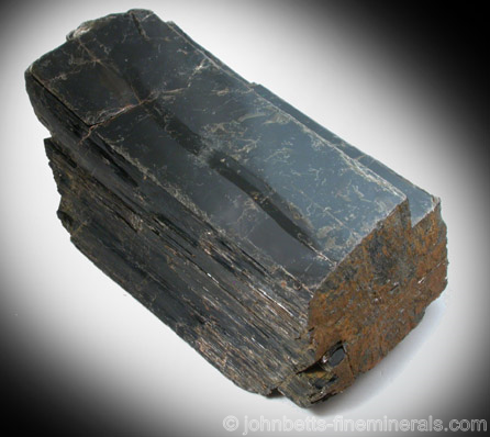 Rectangular Biotite Crystal