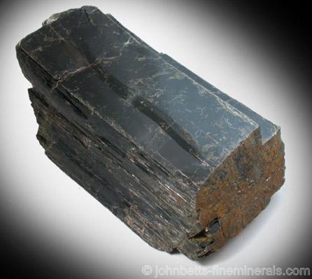 Rectangular Biotite Crystal