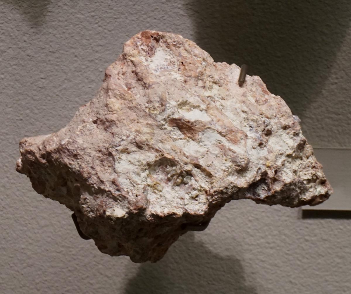 Massive Boehmite