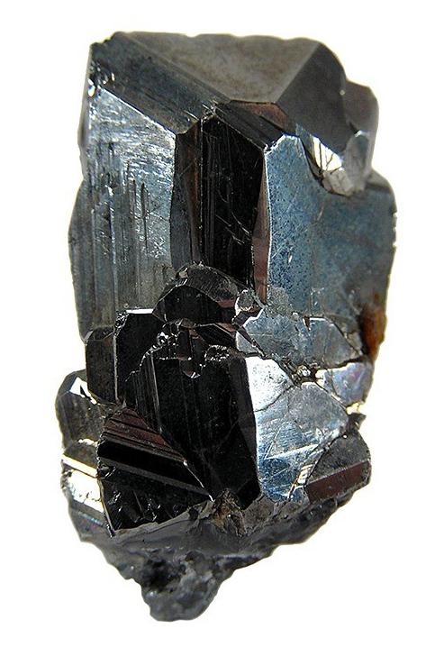 Complex Bournonite Crystal
