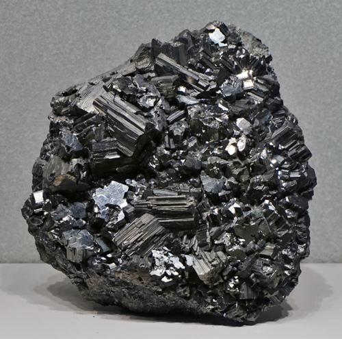 Bournonite Crystal Mass
