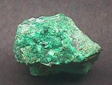 Radiating Brochantite