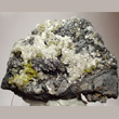 Bromargyite with Smithsonite