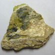 Fibrous Brucite with Serpentine