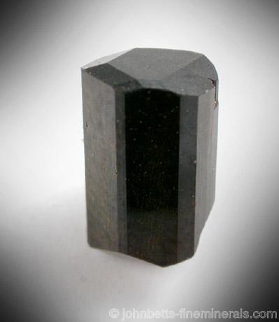 Single Buergerite Crystal