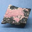 Pink Bustamite with Franklinite