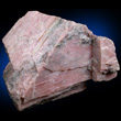 Pink Bustamite with Willemite
