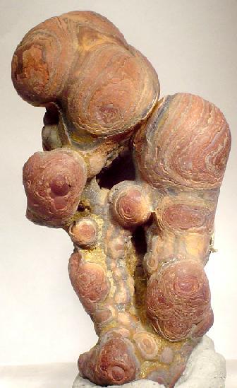 Cassiterite Wood Tin