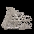 Reticulated Cerussite Snoflake Crystals