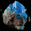Natural Chalcanthite Crystal