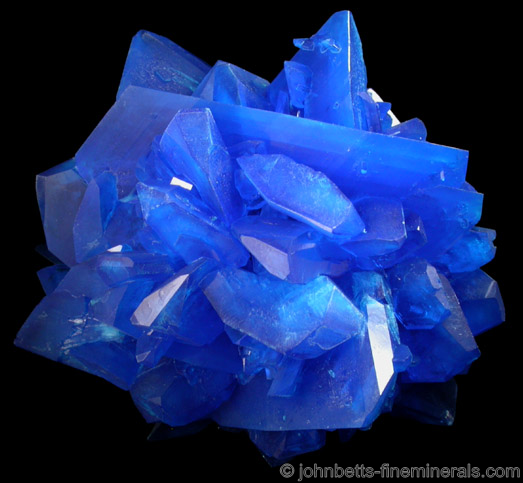 Lab Grown Synthetic Chalcanthite