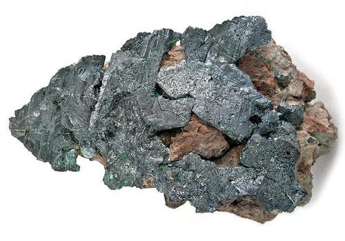 Chalcocite Crystal Coating