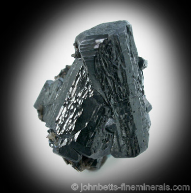 Pseudohexagonal Chalcocite Crystals