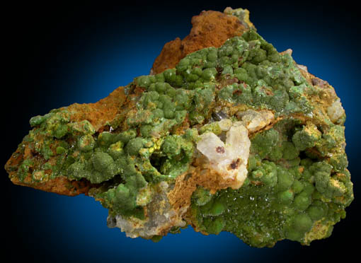 Green Chlorargyrite var. Embolite