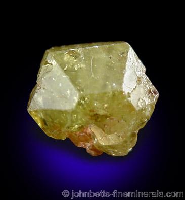 Chrysoberyl Hexagonal Sixling