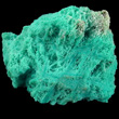 Chrysocolla Crusty Finger Mass