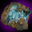 Chrysocolla Quartz Pocket