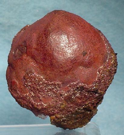 Globular Red Cinnabar