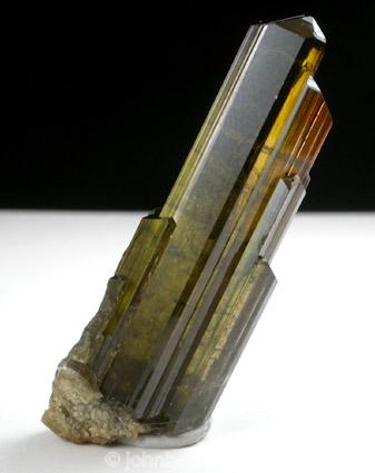 Gemmy Clinozoisite from Pakistan
