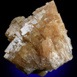 Golden-brown Clinozoisite Crystals