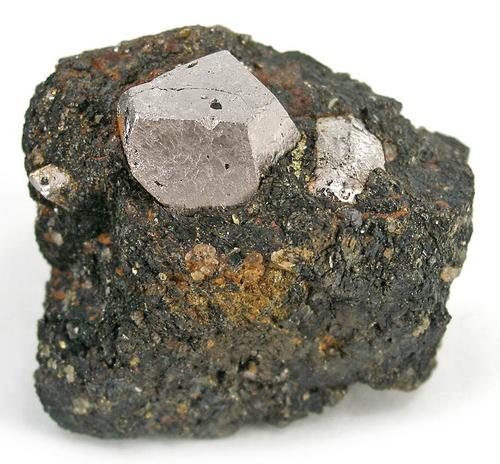 Sharply Crystallized Cobaltite in Matrix
