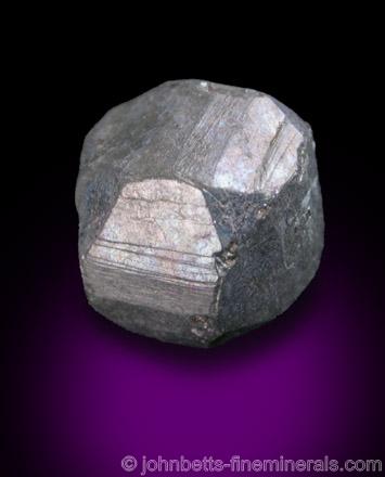 Complex Single Cobaltite Crystal