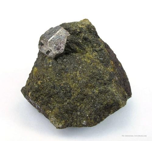 Pyritohedral Cobaltite in Matrix