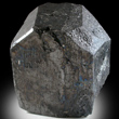 Large Stubby Black Columbite Crystal