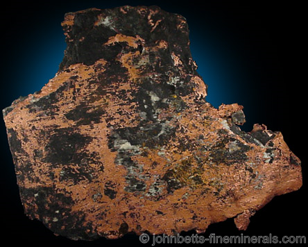 Copper in Shale