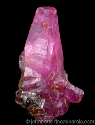 Pinkish Red Ruby