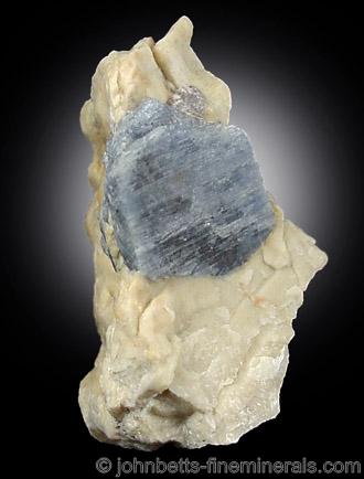 Hexagonal Sapphire in Matrix