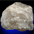 Massive White Cryolite