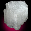 White Cryolite Crystals