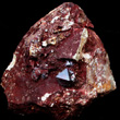 Cuprite Octahedron on Matrix