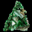 Green Adamite from Tsumeb